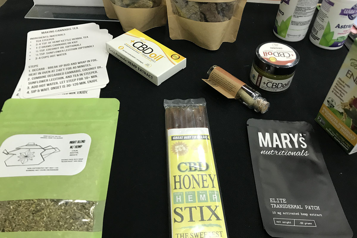 Some sample products