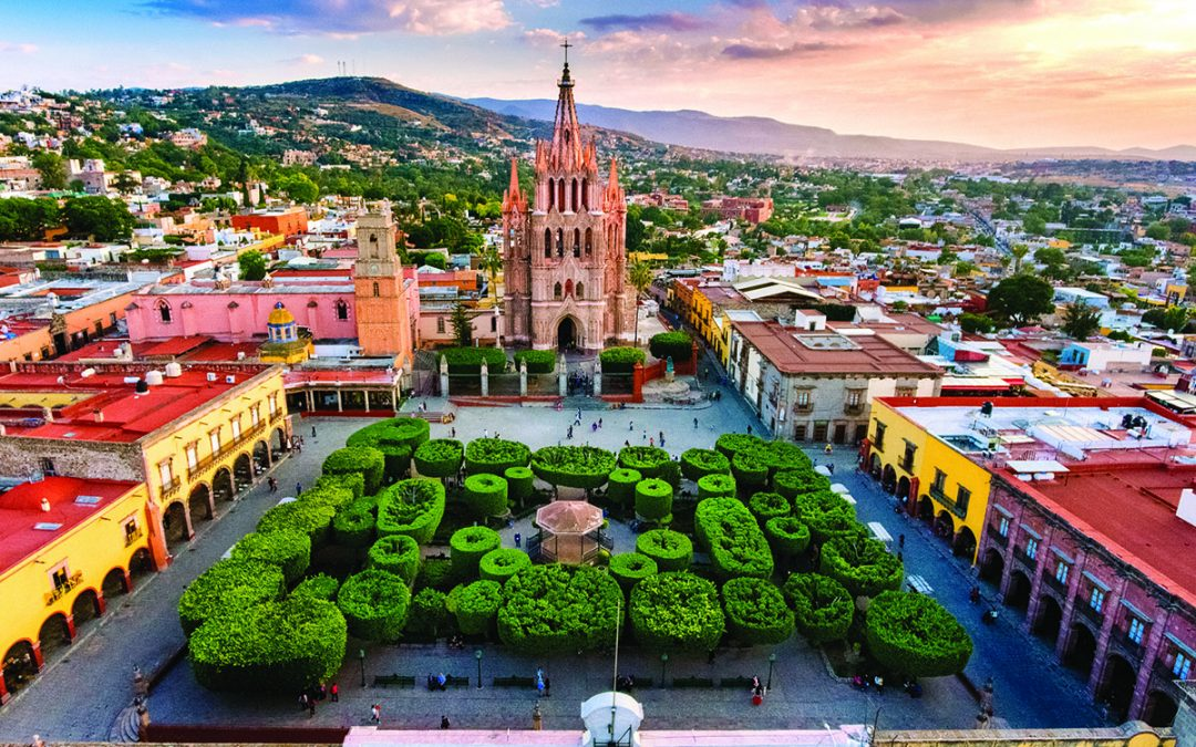 San Miguel de Allende: Slice of Heaven