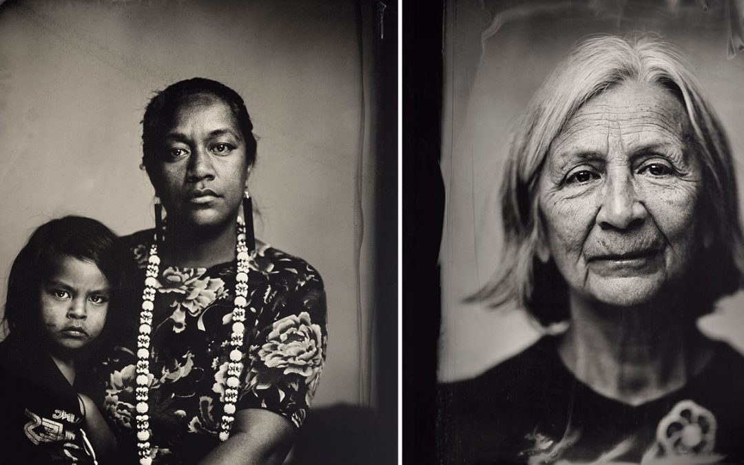 An Indigenous and Jewish Photographer Wants to Tell Her People's Story Before it's Too Late