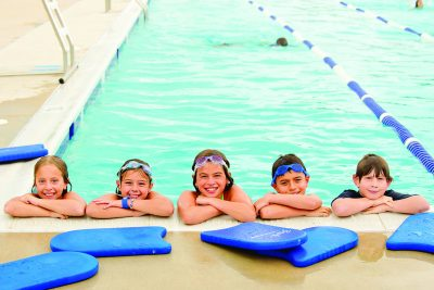 Water Safety for Youngsters is Top Priority at Local Aquatics Facilities