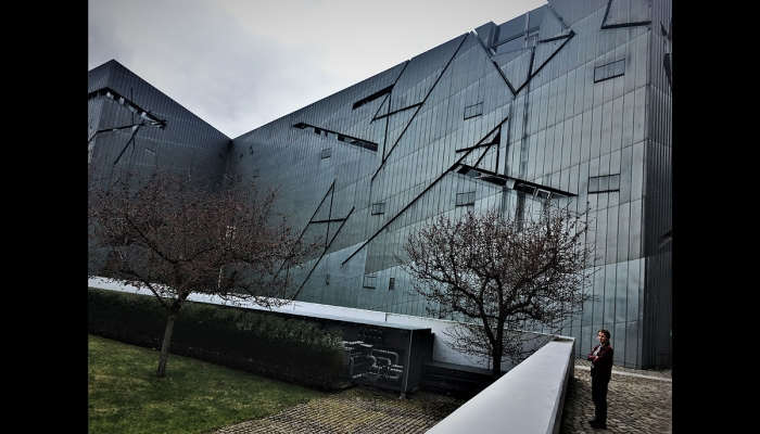 Exterior, Jewish Museum Berlin