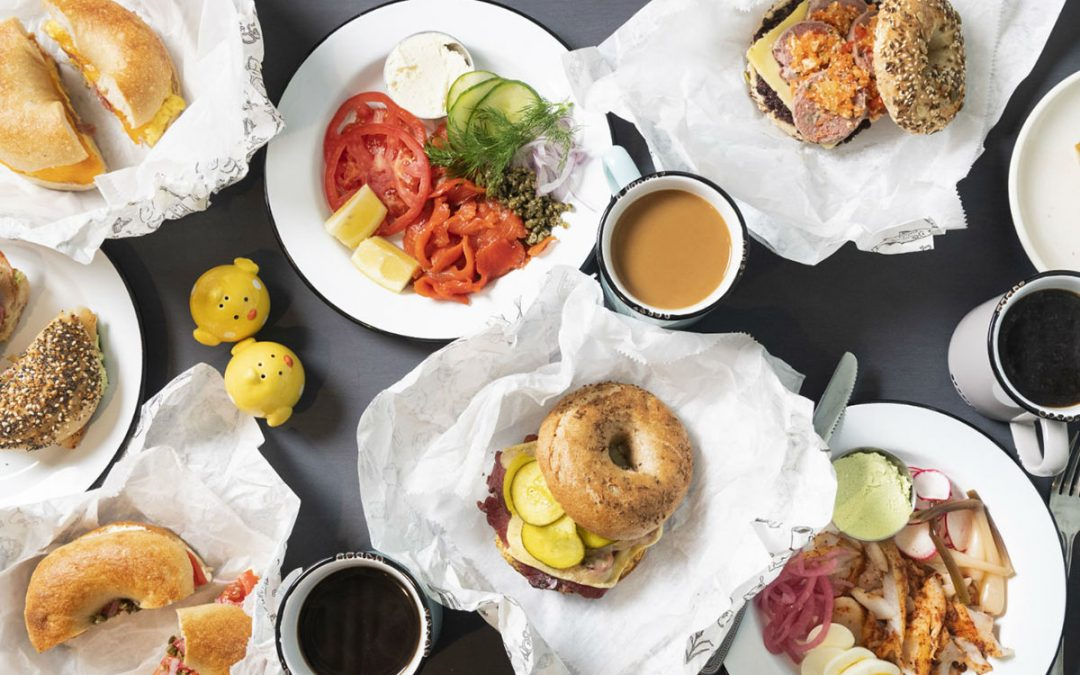 The Best Bagels in Unexpected Places Around the United States