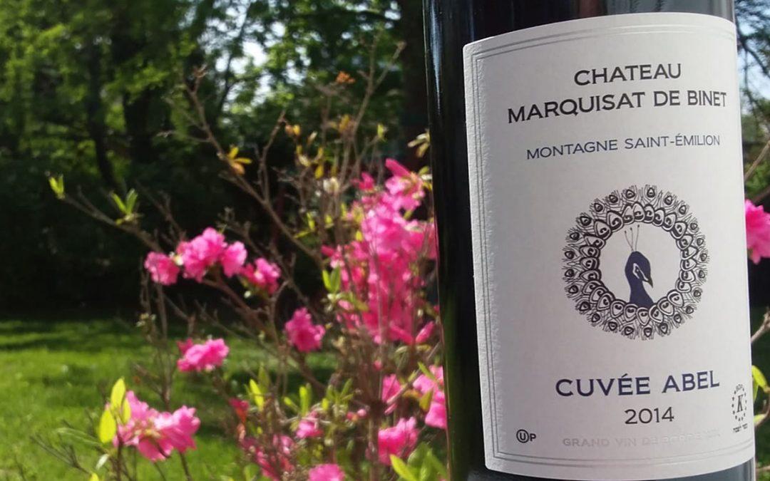 The Kosher Decanter: 2014 Marquisat de Binet Cuvée Abel Bordeaux