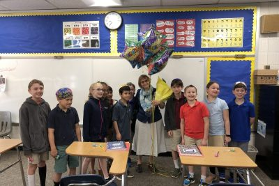 KSDS Teacher Honored for her Commitment to Jewish Education