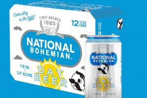 Day Beer from Natty Boh (Photo courtesy NationalBohemian.com)