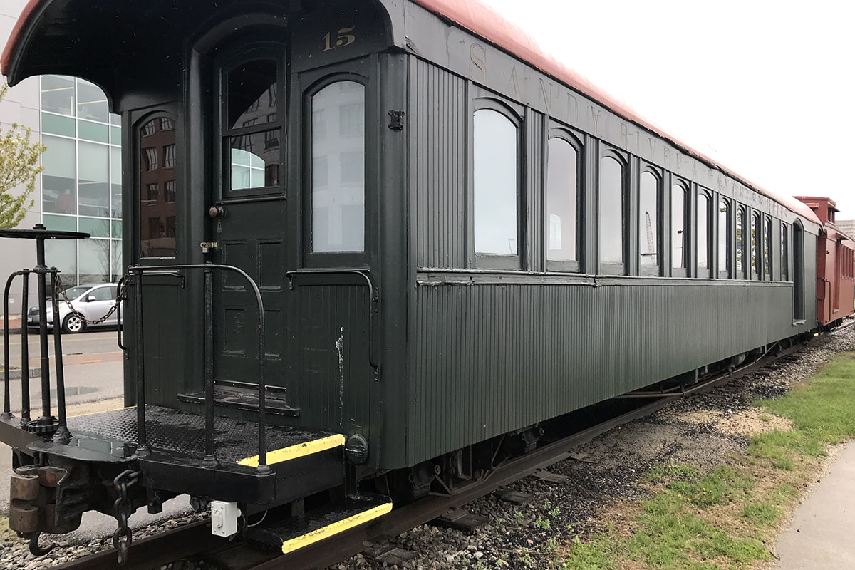 The Maine Narrow Gauge Railroad Co. & Museum
