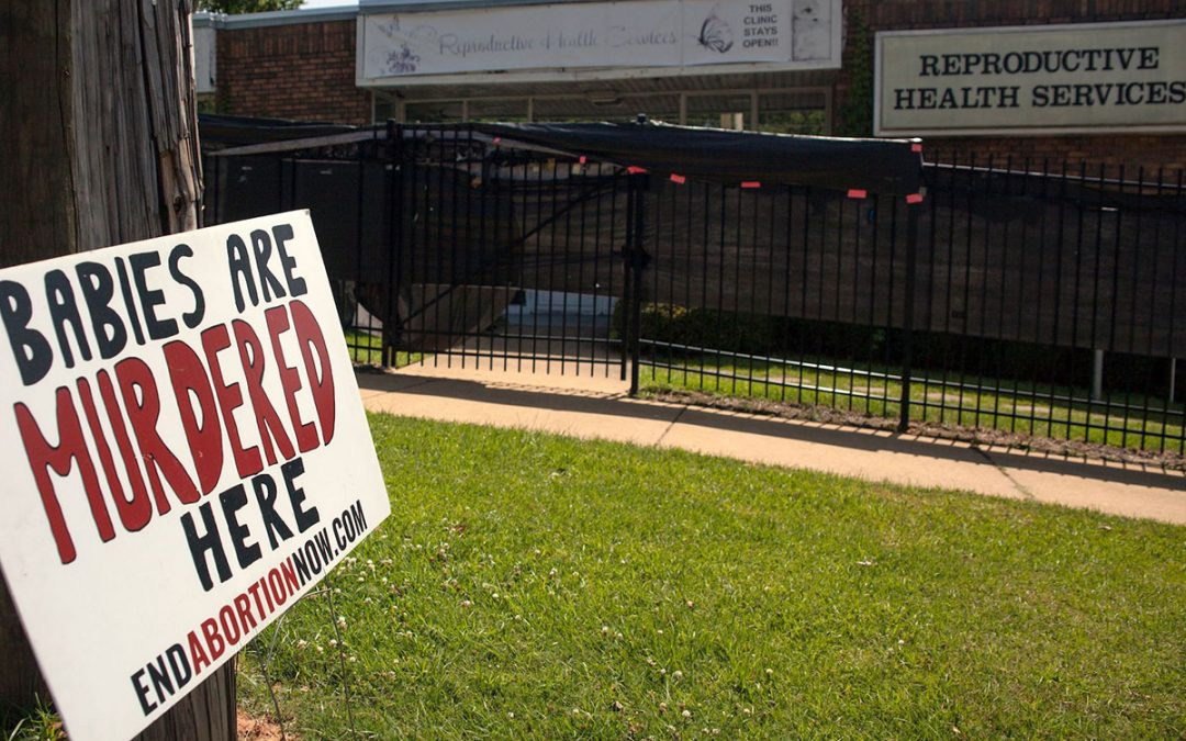 A Jewish Woman Makes a Stand at One of Alabama's Last Abortion Clinics
