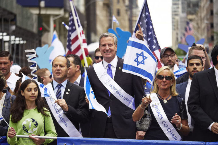 New York City Mayor Bill de Blasio Announces 2020 White House Bid
