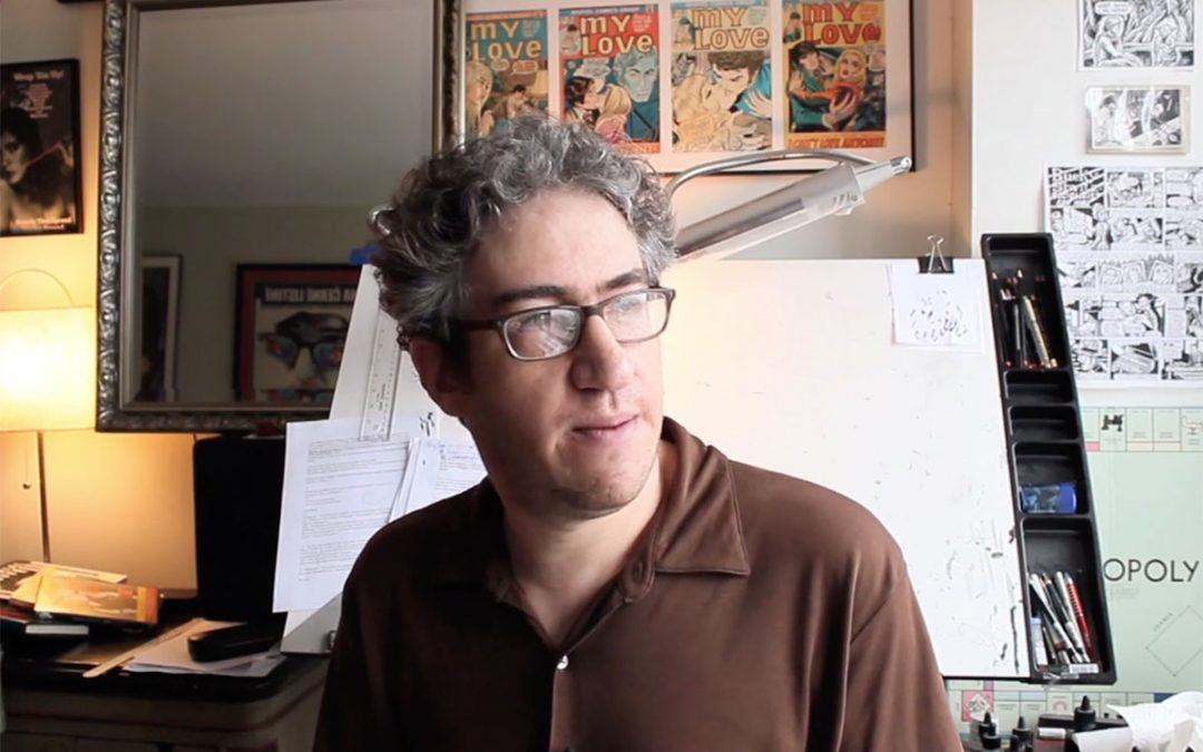 Jewish Cartoonist Eli Valley's Work has Sparked an Angry Debate About Anti-Semitism