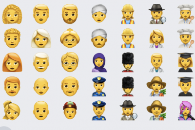 European Rabbis Call on World Body That Regulates Emojis to Add Images that Represent Jews