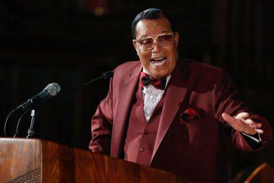 Farrakhan Speaks of 'Satanic Jews' in Talk at Catholic Church