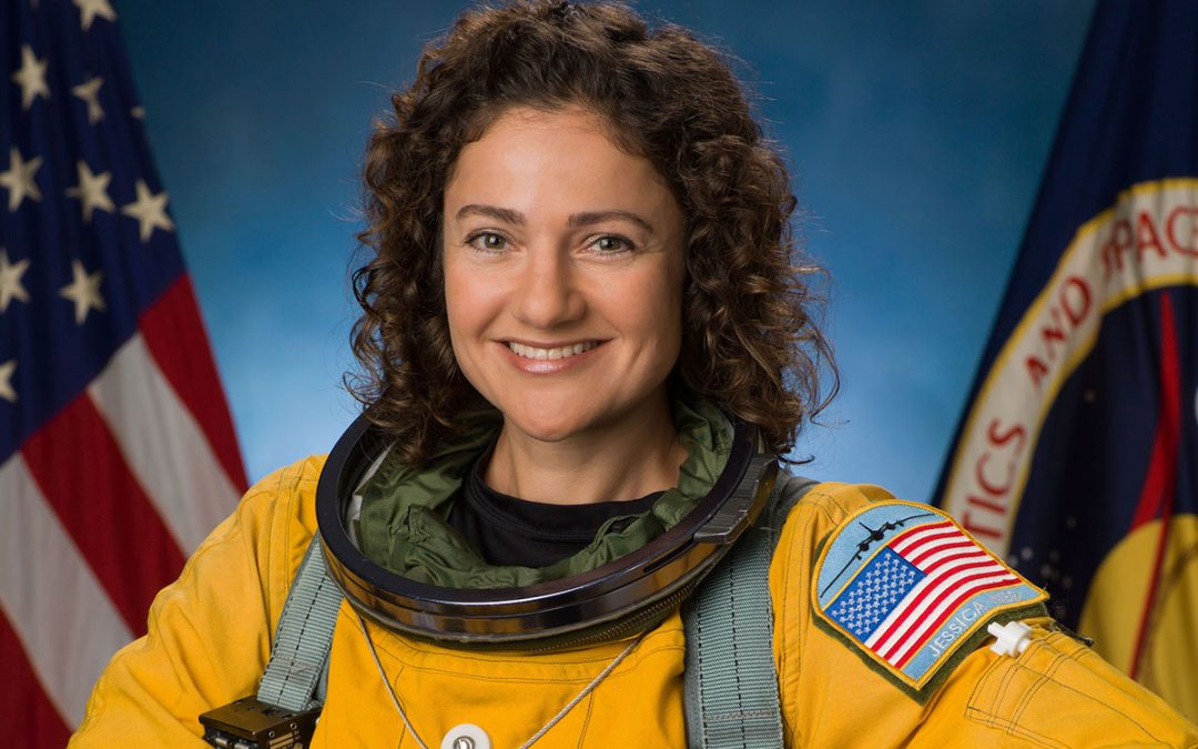 Swedish-Israeli NASA Astronaut Jessica Meir Gets Ready for her 1st Trip into Space