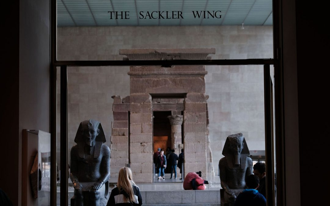 Who are the Sacklers, the Family at the Center of the Opioid Crisis?