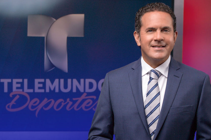 One of Telemundo's Most Famous Soccer Announcers is a Proud Peruvian Jew
