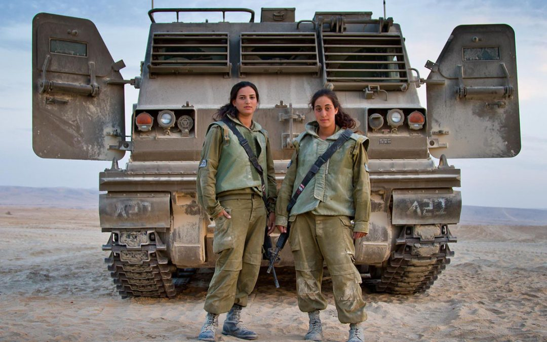 What is it Like to be a Female Combat Soldier in Israel? A Photographer Provides a Unique Look.