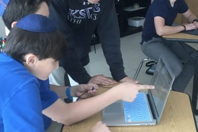 New Laptop Usage Rule Enacted at Krieger Schechter Day School