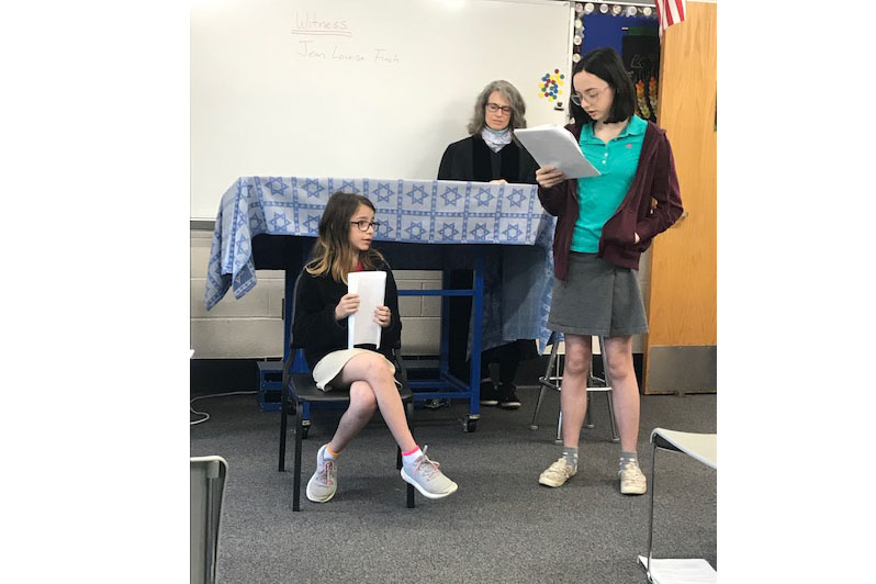 Mock Trial: A New Way To Explore Literature