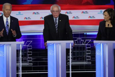 2nd Democratic Debate Has a Dramatic Moment About Race; Foreign Policy Barely Features