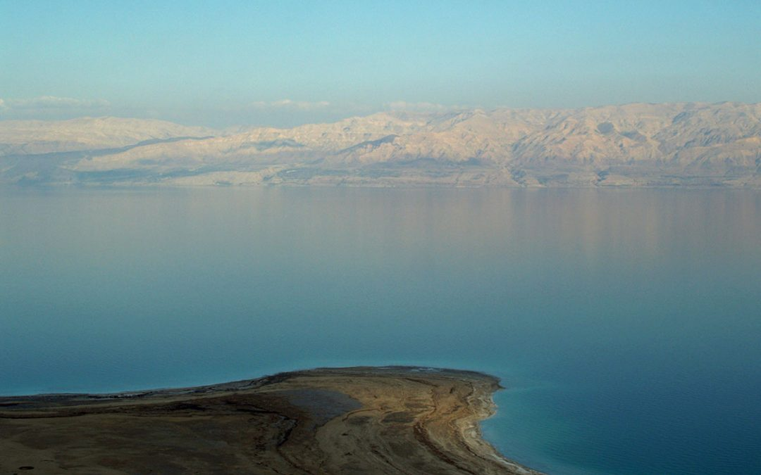 Dead Sea Area Rocked by Earthquake