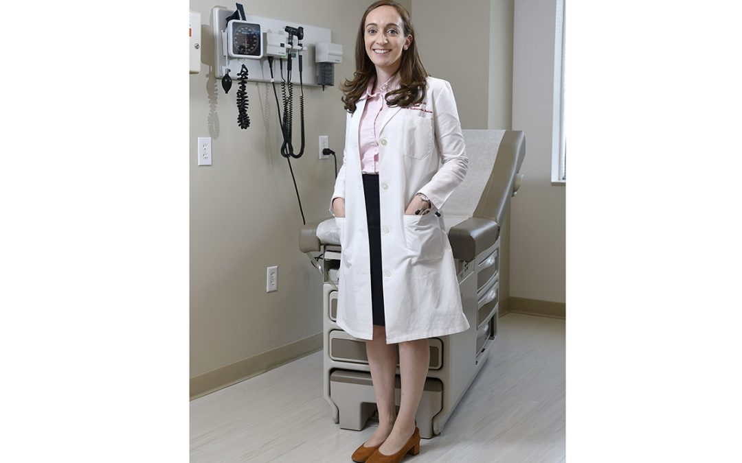 Women to Watch: Dr. Nicole M. Minkove