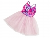 Strappy Be Happy Dress with tulle