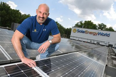 Solar Energy World's Geoff Mirkin Discusses the Benefits of Harnessing the Sun's Power