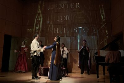 It's Ashkenazi vs. Sephardi Jews in This Take on 'Romeo and Juliet'