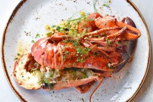 Raw & Refined lobster
