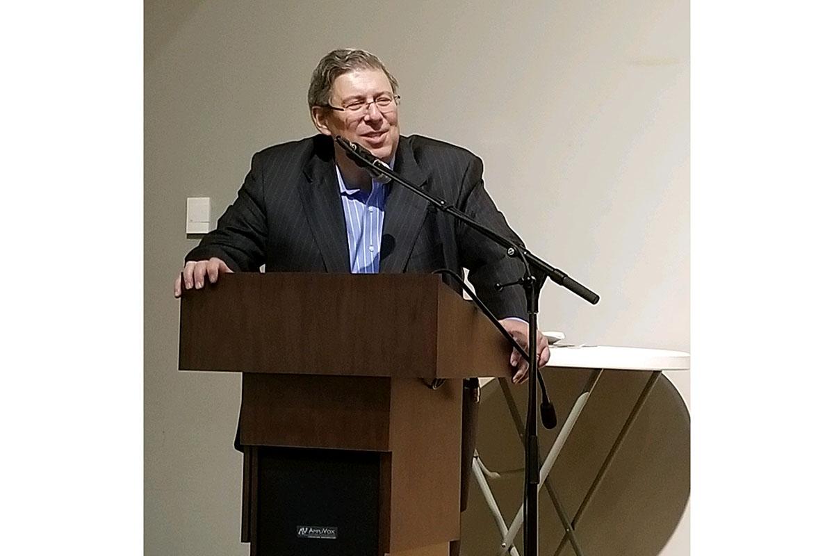Jmore Publisher Scott Rifkin