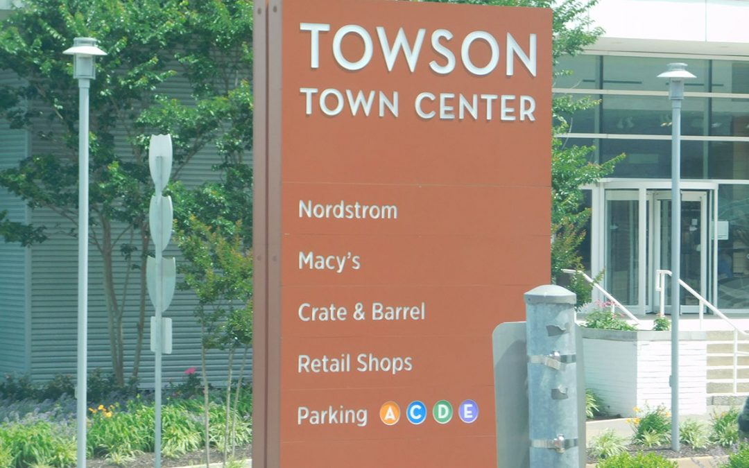 Person of Interest Taken into Custody in Bias-Related Robbery at Towson Town Center
