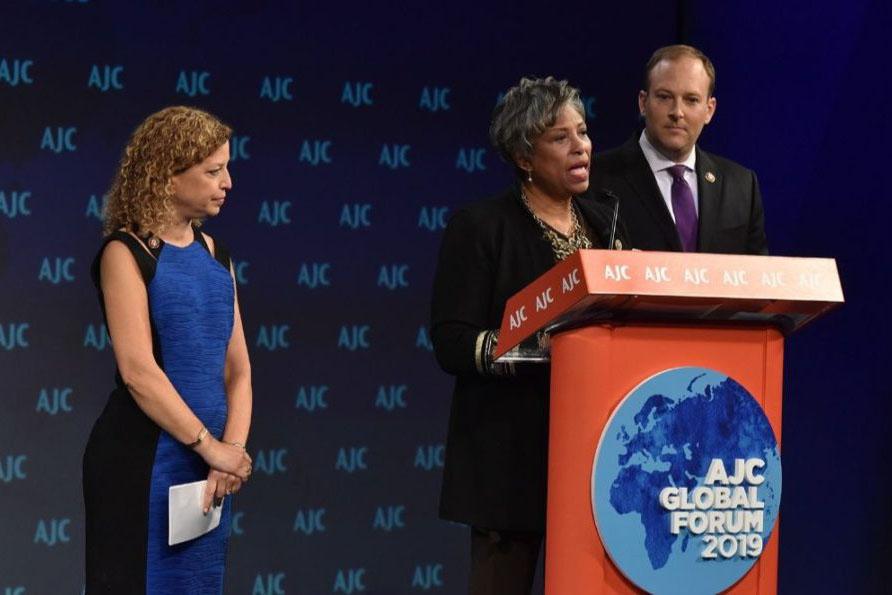 Black-Jewish caucus