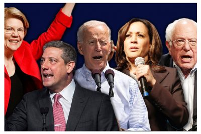 13 Democratic Candidates Delivered Videos to this Jewish Conference. The Different Messages Hint at What's to Come.