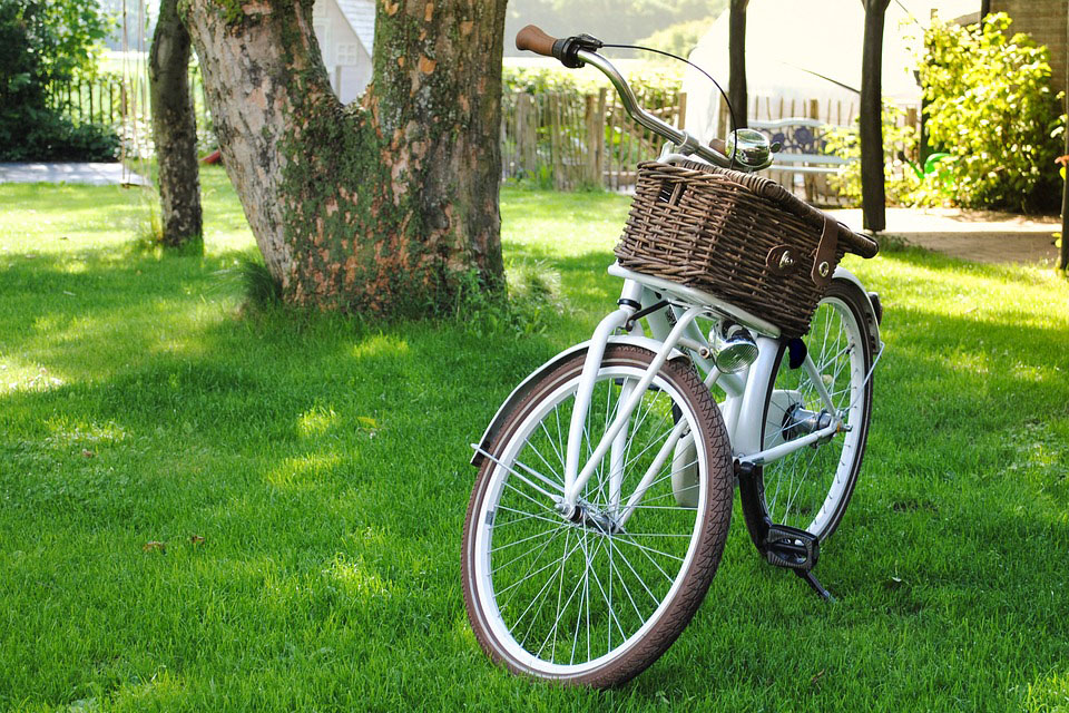 The Bygone Days of Bike Riding