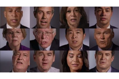 NY Times Surveys 21 Democratic Presidential Candidates on Israel's Human Rights Record