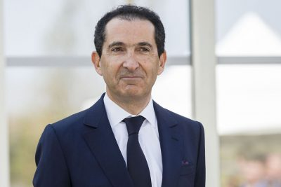 French-Israeli Billionaire Patrick Drahi Buys Sotheby's