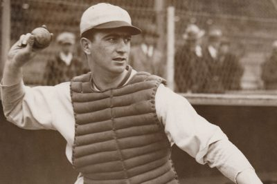 Documentary about Catcher/Spy Moe Berg Coming to Parkway Theatre
