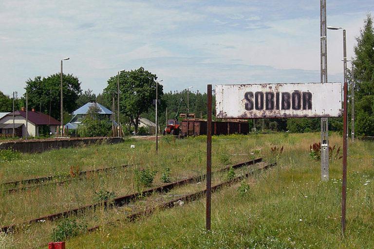 Sobibor Railway Station