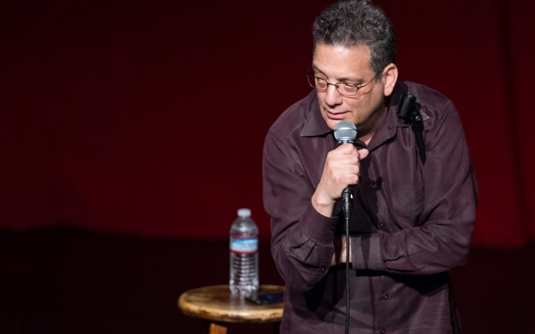Andy Kindler Believes Trump is Good for Comedy, Not for the Jews