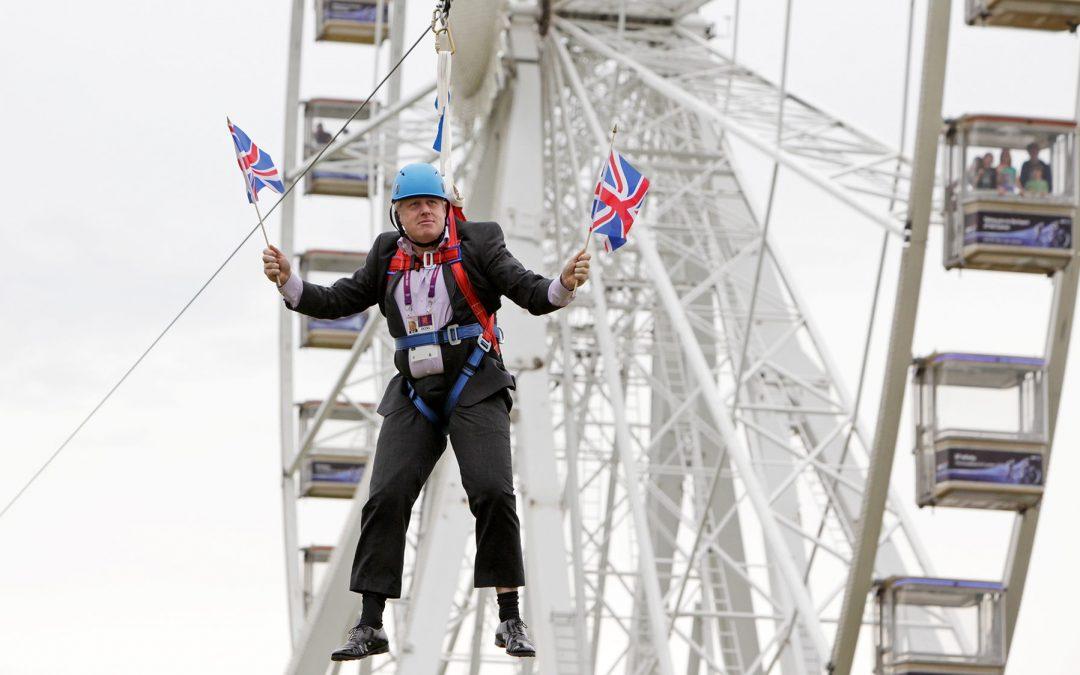 5 Jewish Things to Know About Boris Johnson