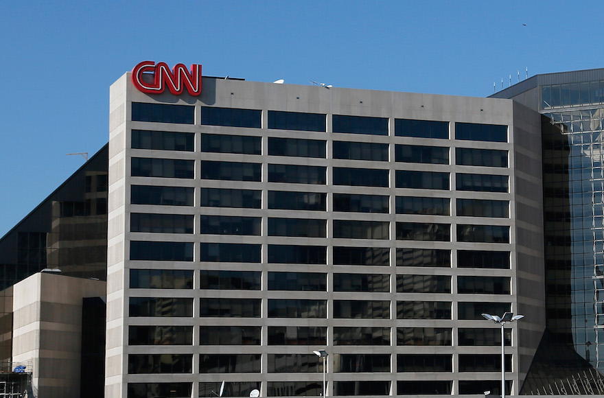 CNN Photo Editor Quits after Anti-Semitic Tweets Surface