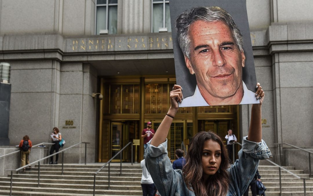 Jeffrey Epstein Arrested on New Sex-Trafficking Charges