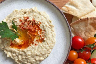 Zucchini Baba Ganoush is a Summertime Treat
