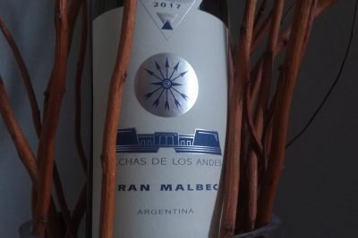 The Kosher Decanter: 2017 Flechas De Los Andes Gran Malbec