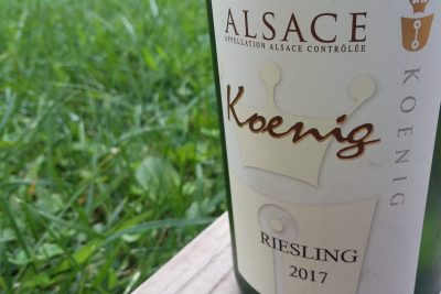Why Not Give a Dry Riesling a Try? You Can't Go Wrong!