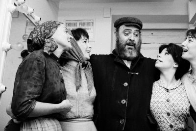 Documentary Reveals How 'Fiddler' Came to the Stage