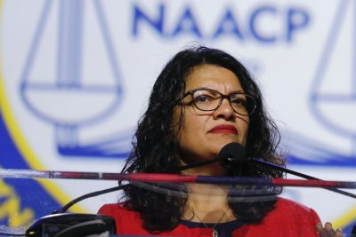 Rashida Tlaib Receives Israel's OK to Visit Grandma, Then Opts Not to