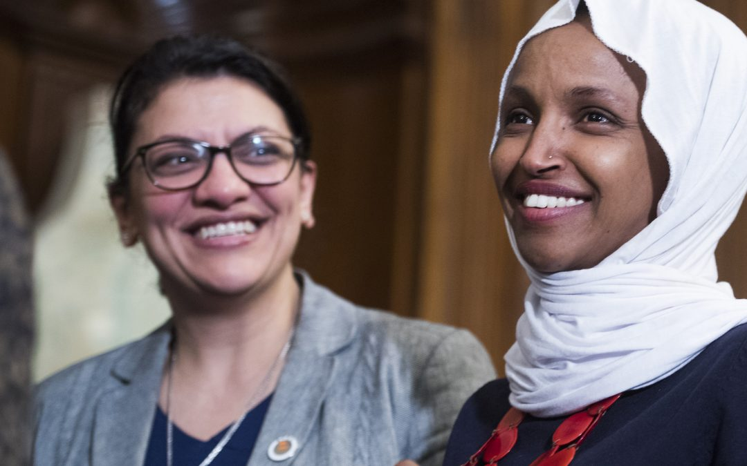 Israel Will Ban Tlaib and Omar from Entering Country