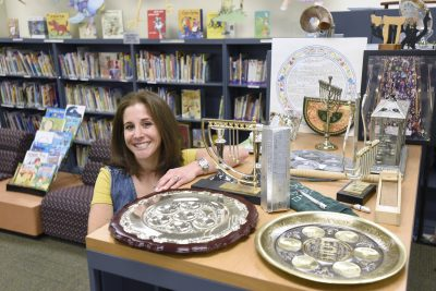 CJE Library Brings Joy of Reading to Local Jewish Youngsters