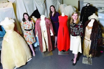 A Maryland Historical Society Exhibit Examines the Old Line State's Fashion Sense