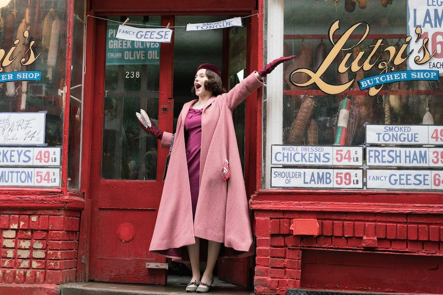'The Marvelous Mrs. Maisel' Exhibit to Open in New York in August